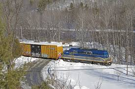 Freight on the S&NC - from Gino's Rail Page