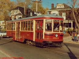 Very old King Streetcars