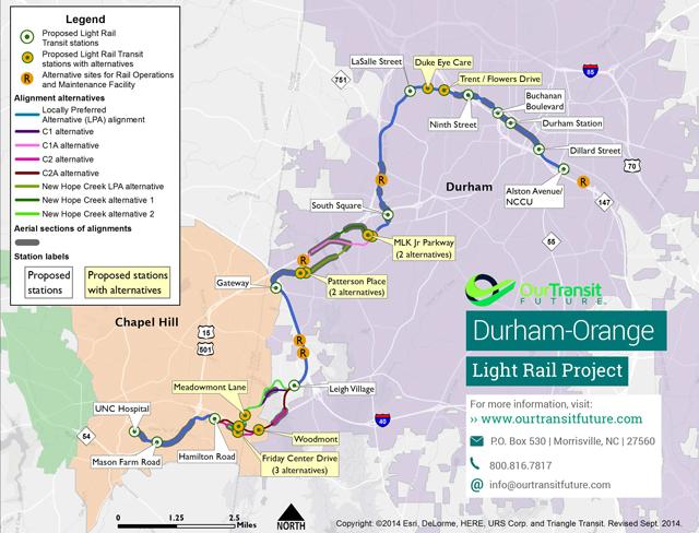 North Carolina Has New Interest In Rail Projects