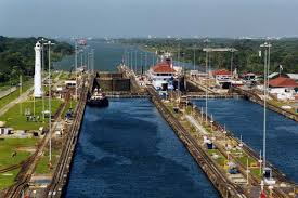 East Coast, West Coast, Panama Canal and Containers