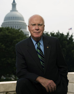 A Fascinating US Senator: Patrick Leahy