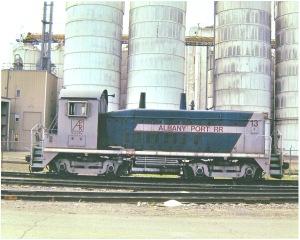 Albany Port Railroad