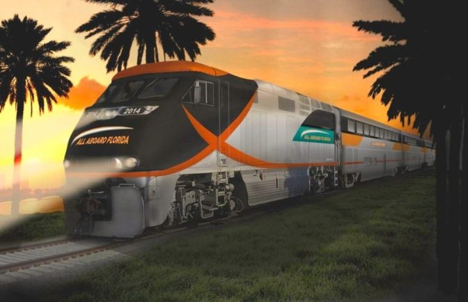 Florida's Round Up of All Aboard Florida News Kicking Off 2015