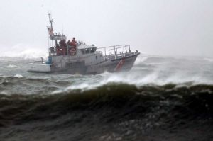 Coast Guard is the Boater's Friend