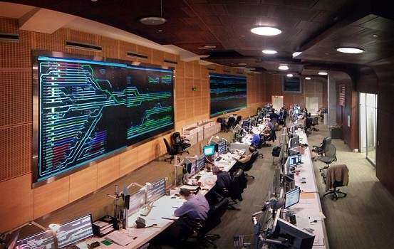 Metro-North Railroad Operations Center