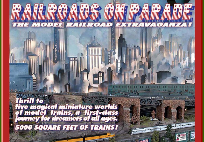 Railroads on Parade gets reprieve, famed model train displays to remain in Warren County
