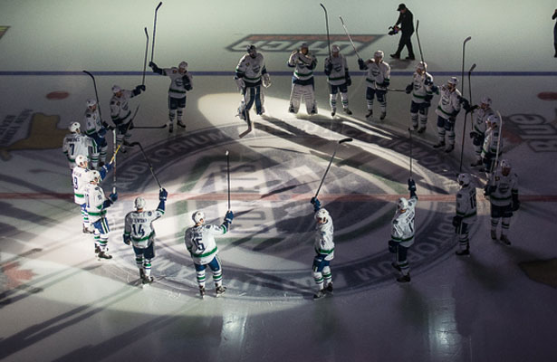 Utica Comets Announces Roster Changes