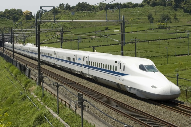 Texas Remains A Hotbed of High Speed Rail Activity