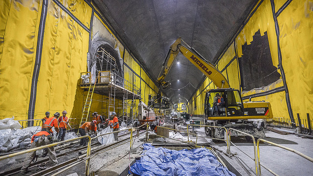 Second Avenue Subway: A Great Collection of Construction Photos