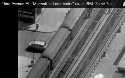 60 years after its demise, rare videos reveal Third Avenue elevated line