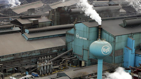 U.S. Steel closing Gary Works coke plant