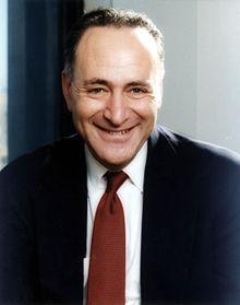 Chuck Shumer, NY Senator