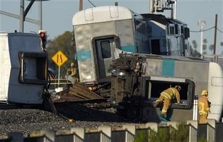 Grade Crossing Accidents Coast-To-Coast