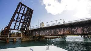 1920s' engineering a solution for derelict railroad bridge