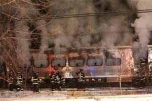 Metro North Accident Valahalla