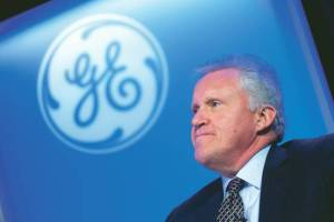 GE's Jeffery Immelt