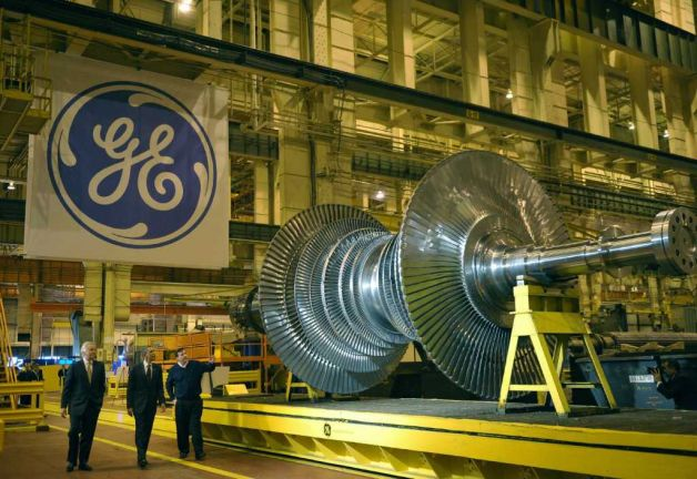 "General Electric is Getting Down To ""Fighting Weight"""