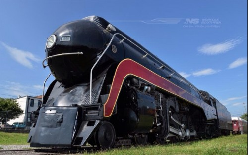 Norfolk Southern Railroad Steam Excursions