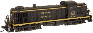 Iowa Pacific Holdings to operate North Carolina's Piedmont & Northern line