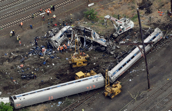 Amtrak Philadelphia Accident: How Do I Get to New York From Washington??