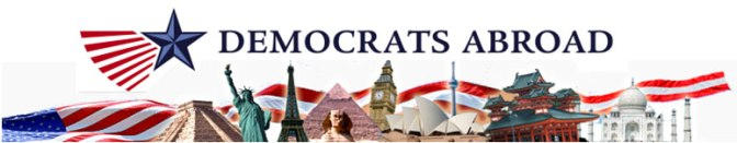 Location of Democrats Abroad Meeting Changed