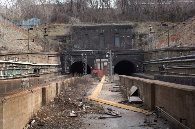 The Case for New Hudson River Rail Tunnels