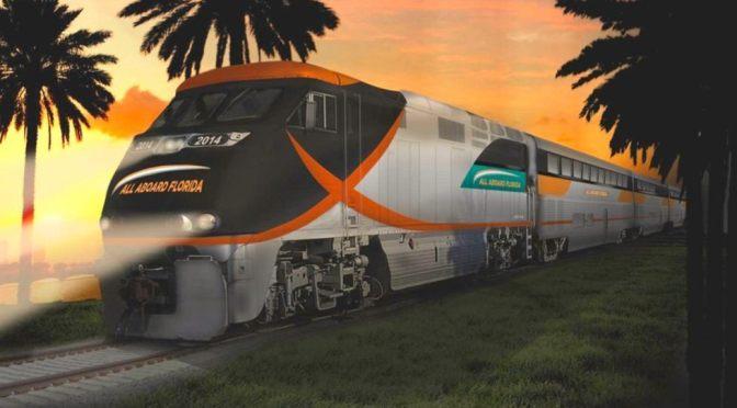 Palm Beach County Reaches Agreement With All Aboard Florida