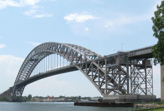 Higher clearance for Bayonne Bridge delayed to late 2017