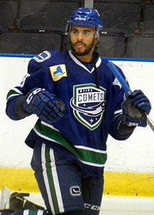 Archibald Signs With The Comets