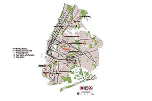 Triboro rail idea revived by transit think tank