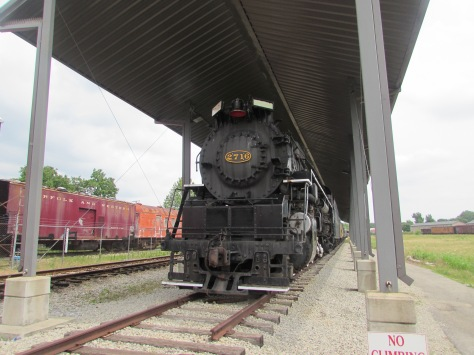 2716  Kentucky  Railway  Museum  New  Haven  Kentucky