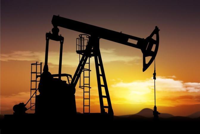 Oil Finds a Range