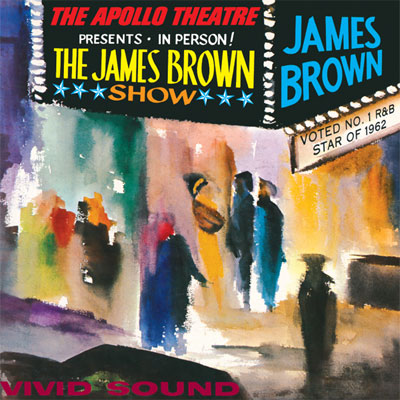 Live at the Apollo: James Brown's Explosive Masterpiece