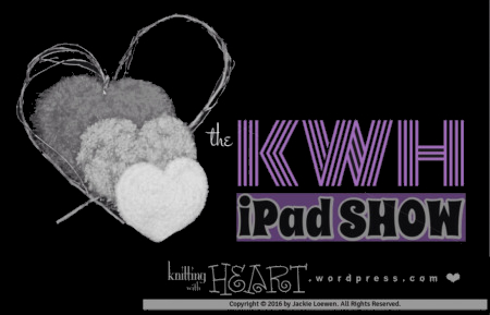 the KWH iPad Show logo