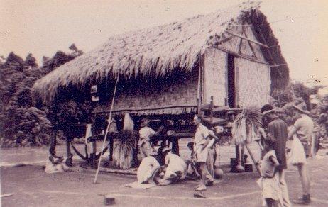 New Guinea, WWII