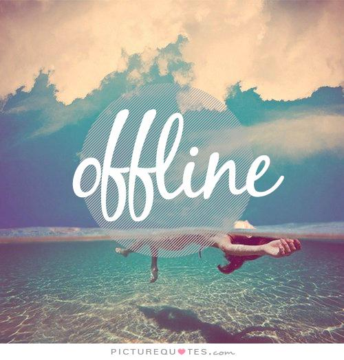 Offline…