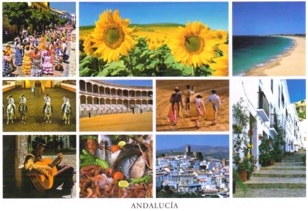 Andalusia Postcard 2