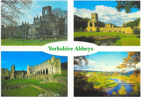 Yorkshire Abbeys