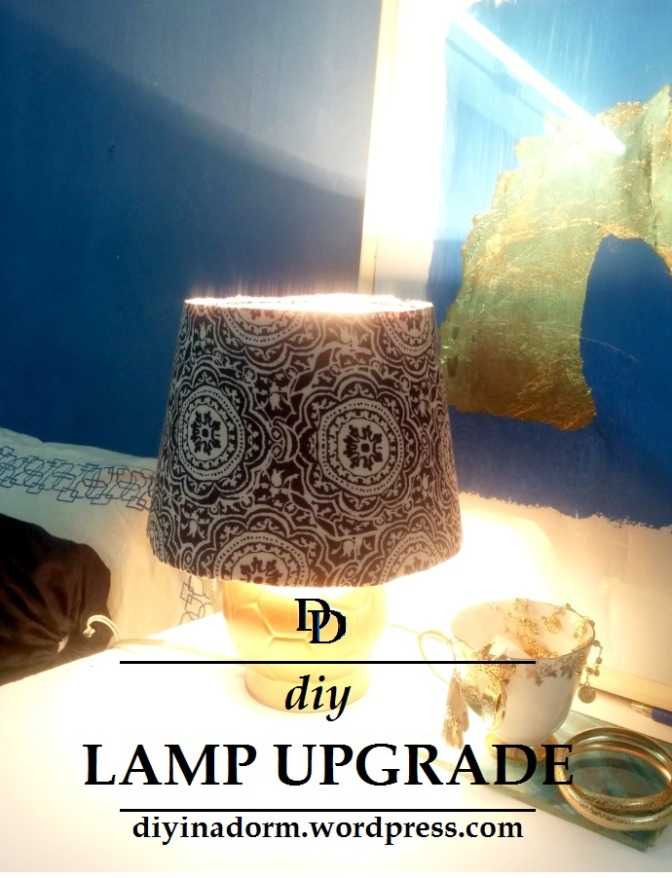 DIY Lamp Upgrade