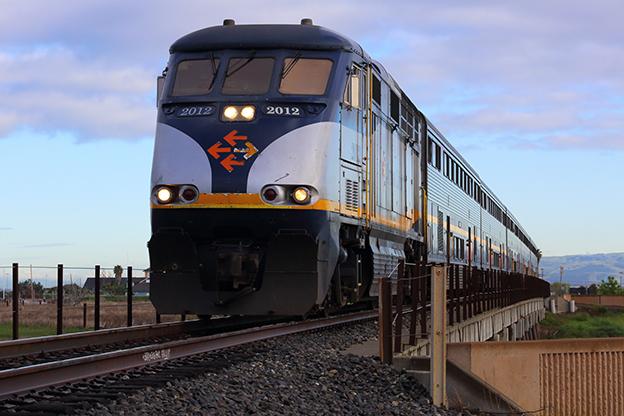 INDOT Train Bites the Dust