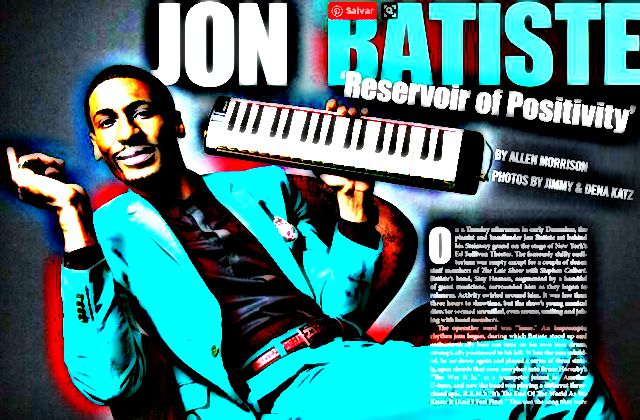 A Conversation with Jon Batiste: The History & Future of American Music