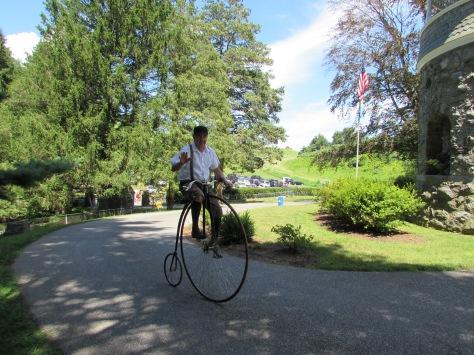 Man & Bike II Yorklyn Delaware
