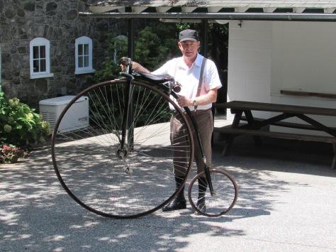 Man & Bike Yorklyn Delaware