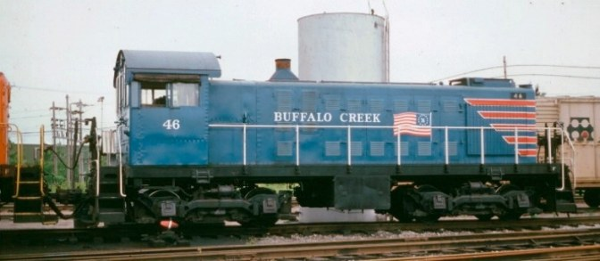 Buffalo Creek Railroad