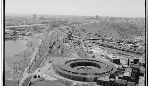 Union Pacific's Bailey Yard versus NewHaven's Cedar Hill Yard