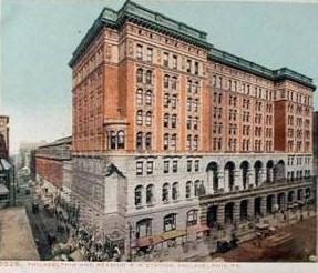 Historic Reading Terminal in Philadelphia