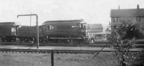 The Central New England Railway In Hopewell Junction