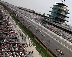 Indianapolis 500 versus Monte Carlo Grand Prix: Train to the Race