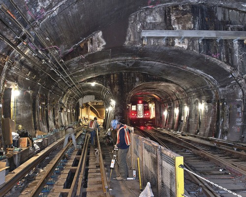 New York City's Crumbling Subway