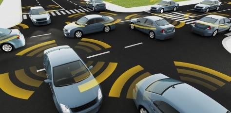 Driverless traffic